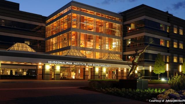 HudsonAlpha Institute for Biotechnology – Huntsville, Alabama